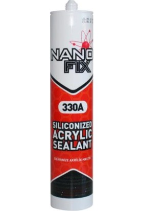 Nanofix Mastik Krem Silikonize 500 g 280 ml