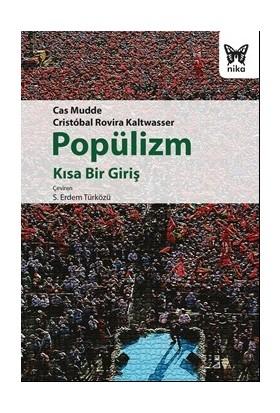 Popülizm: Kısa Bir Giriş - Cas Mudde