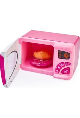 Kayyum Oyuncak Mutfak Mikrodalga Fırın Seti
