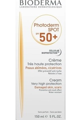 Bioderma Photoderm Spot 150 ml 50+Spf