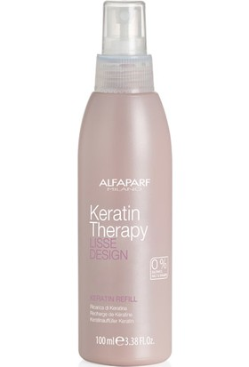 Alfaparf Lisse Design Keratin Therapy Refill