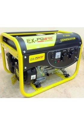 Ex-Power 3500 E Marşlı 4 Zamanlı Jeneratör
