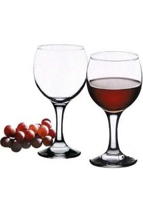 Paşabahçe Kırmızı Şarap Bardağı 6'lı 44412