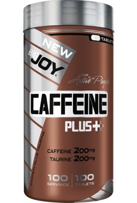 Big Joy Sports Caffeine Plus 100 Kapsül