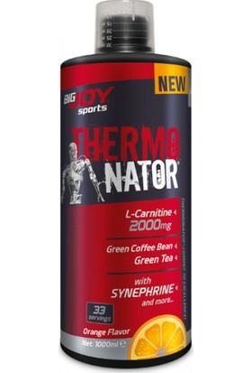Big Joy Thermonator L Carnitine 1000 Ml Portakal