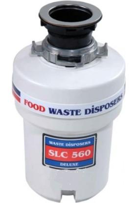 Slc 560 Çöp Öğütücü Makinesi