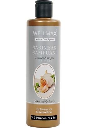 Wellmax Şampuan Sarımsak 500 ml