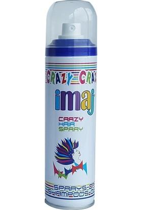 Imaj Crazy Saç Spreyi Lacivert 100 ml