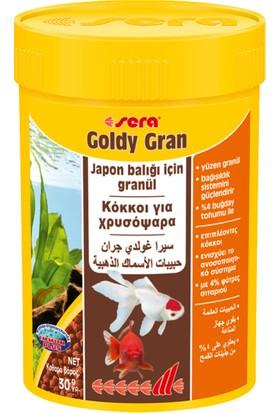 Sera Goldy Gran Balık Yemi 100 Ml