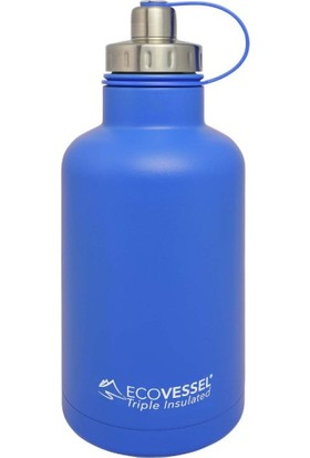 Eco Vessel Boss Triple Insulated Growler With Screw 1.90 Lt Termos
