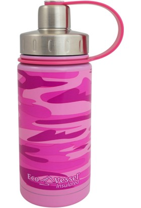 Eco Vessel Twist Triple Insulated Bottle With Screw 0.40lt Termos