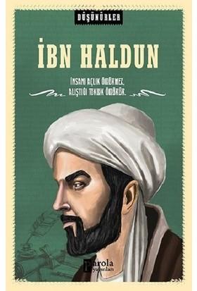 İbn Haldun - Ahmet Üzümcüoğlu