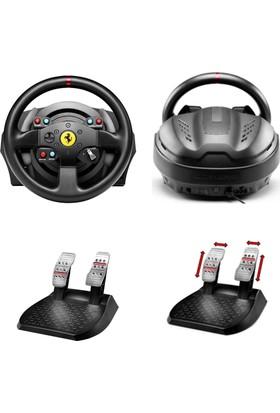 e15fc03e5d2 ... Spardox Strong Team Yarış Direksiyon Seti (Next Level + Thrustmaster  T300 Ferrari ...