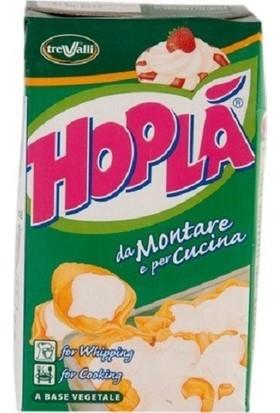 Hopla Krema Şekersiz Sıvı Şanti 1 kg