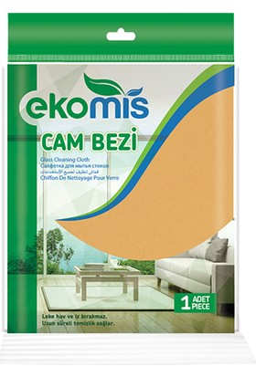 Ekomis Cam Bezi 3'Lü