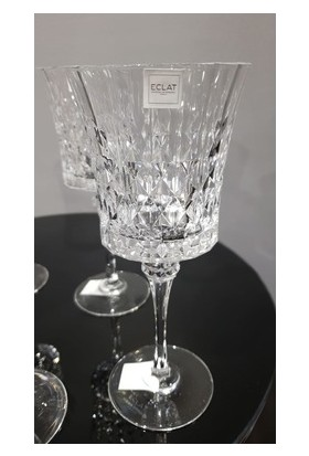 Eclat Lady Dıamond 19 Cl. Kristal Şarap Kadehi 6 lı