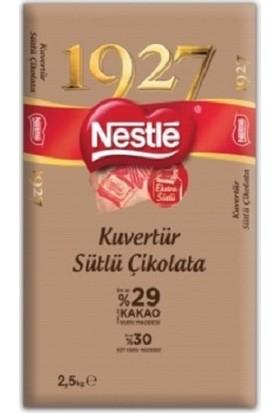 Nestle Sütlü Kuvertur 2.5 kg
