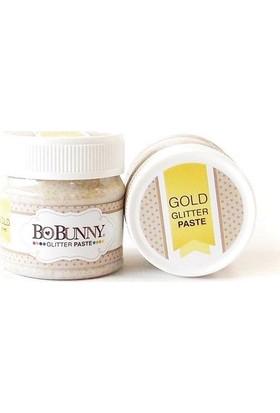 Bobunny Glitter Paste Gold