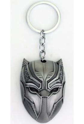 Nz Markt Black Pantherin Maske Anahtarlığı