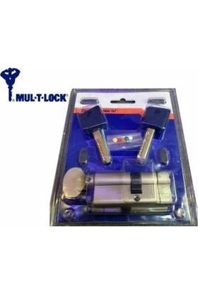 Mul-T-Lock 7X7 İkili Master Set Barel