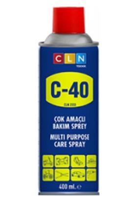 Caldini C40 400 ml Çok Amaçlı Bakım Spreyi