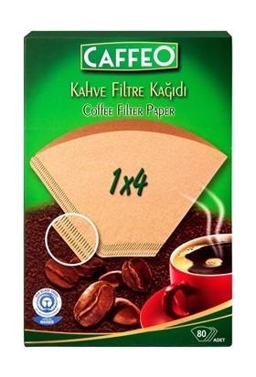 Caffeo Kahve Filtresi 1X4 80 Adet