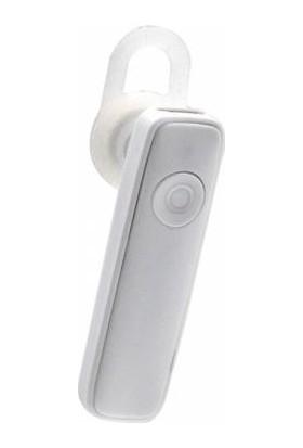Platoon Kancalı Bluetooth Telefon Kulaklığı Kablosuz Beyaz