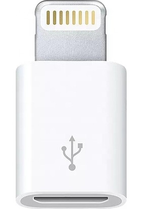 Bst Micro Usb Lightning Apple İPhone Çevirici Dönüştürücü Adaptör