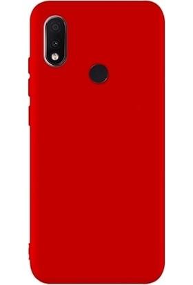 Kılıfshop Samsung Galaxy M20 Kılıf Silikon Premier + Cam Ekran Koruyucu