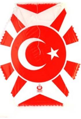 Livatoys Türkiye Modelli Çıtalı Uçurtma
