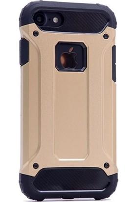 Nort Case iPhone 7 Plus Darbe Emici İçi Crash Silikon Sert Kapak