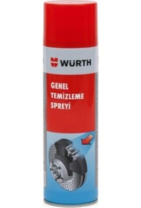 Würth Genel Temizleme Fren Balata Spreyi 500 ml Skt 2022