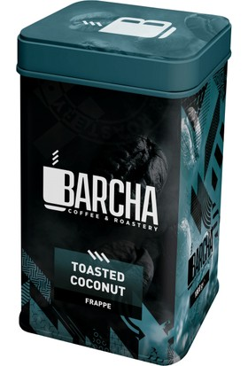 Barcha Coffee Toasted Coconut Frappe 1000 Gr