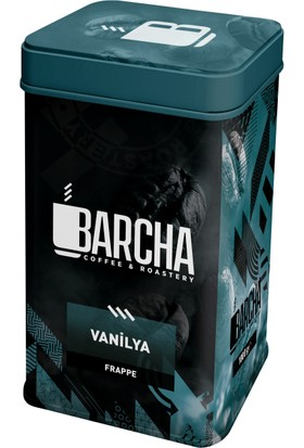 Barcha Coffee Vanilya Frappe 1000 Gr