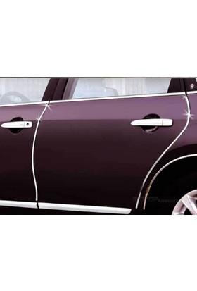 Mastercar Kapı Bagaj Koruyucu Nikelaj Şerit 1 mt
