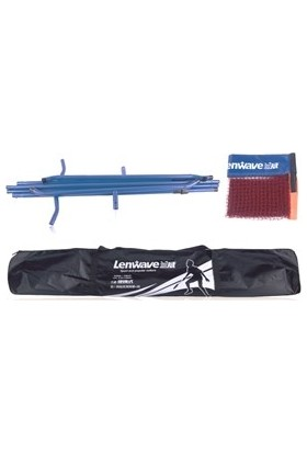 Lenwave Lw-0183 Mini Portatif Badminton Seti