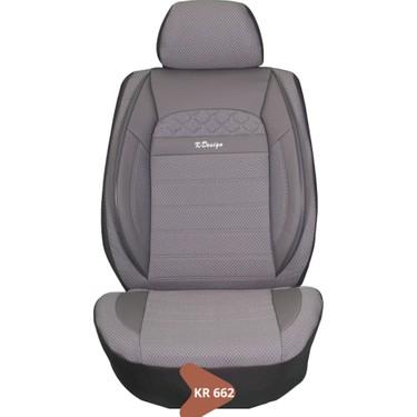 k dizayn fiat tipo yanlar deri ortasi kumas koltuk kilifi fiyati