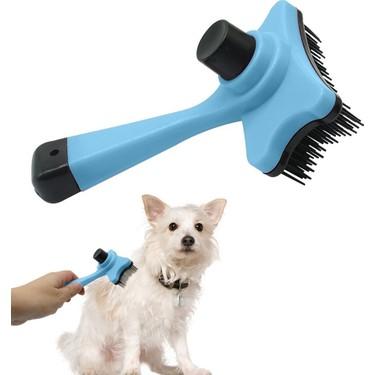 Kaktüs Kedi Otomatik Temizlenen Kedi Köpek Tarağı 711164 Fiyatı