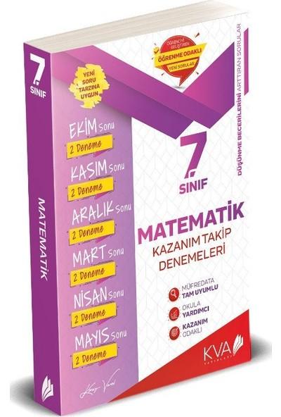 Kva 7. Sınıf Matematik Kazanım Takip Denemeleri