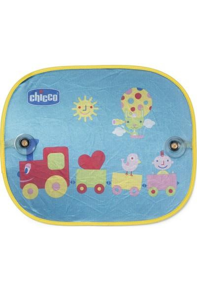 Chicco Güneşlik - Tren Temalı