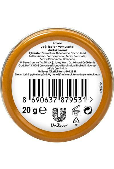 Vaseline Dudak Nemlendirici Kakao 20 gr
