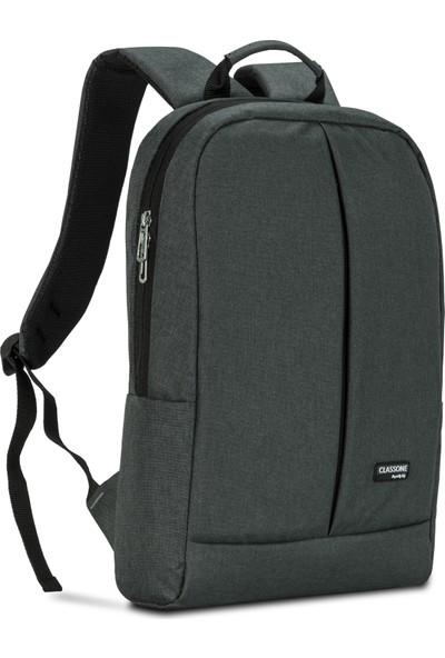 CLASSONEBP-Z206Serisi 15.6 Notebook Sırt Çantası-Füme