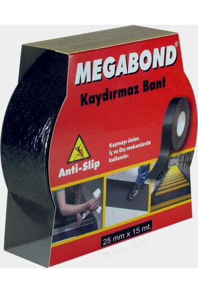 Megabond Kaydırmaz Bant Merdiven Zemin 25 X 15 Metre