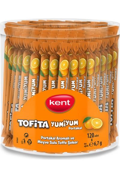 Kent Tofita Yumi Portakal 120'Li Kutu