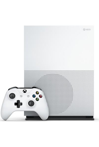 Microsoft Xbox One S 1 TB Oyun Konsolu + 2 Oyun Kumandası 234-00607