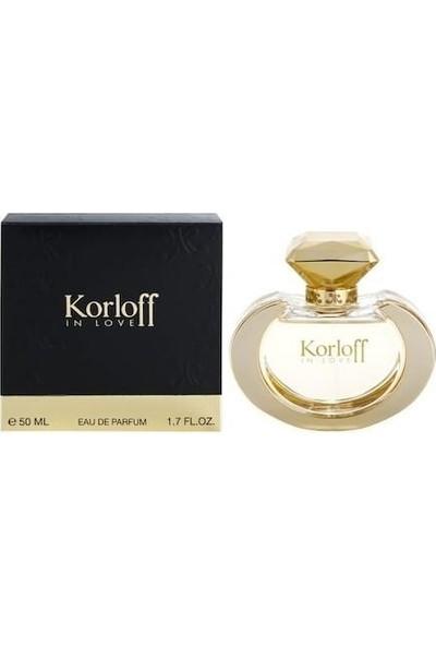 Korloff In Love Eau De Parfum For Women, 50 ml