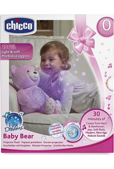Chicco Bebek Ayıcık Işıklı ve Sesli Pembe