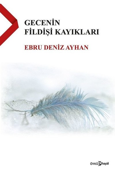 Gecenin Fildişi Kayıkları - Ebru Deniz Ayhan
