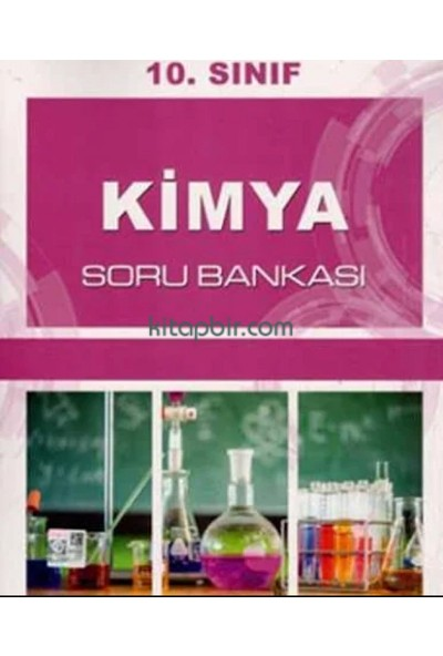 Fen Bilimleri 10.Sınıf Kimya Soru Bankası