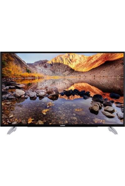 Telefunken 49TU6020 49'' 124 Ekran Uydu Alıcılı 4K Ultra HD Smart LED TV